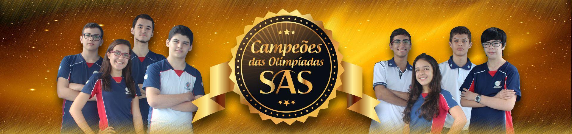 Campeões SAS