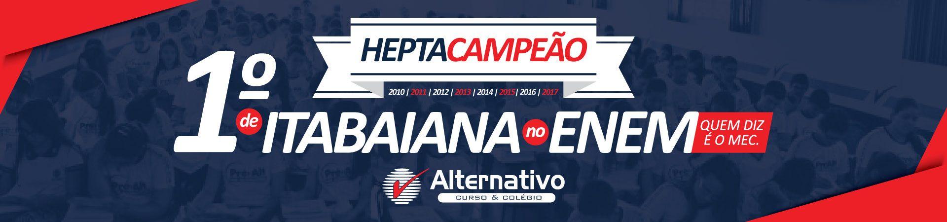 1º Itabaiana